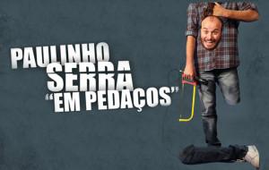 Paulinho Serra apresenta seu espetáculo solo na Rua Augusta