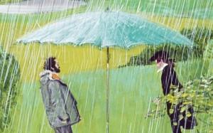 Imagem do pôster da Mostra 2013, com arte de Christiane Kubrick